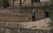 Aside droughtnorthwestchina