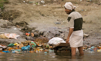 Index bdkhf8 clean up the ganga river