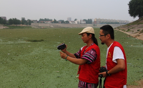 Huai River's algal blooms may affect quality of China's