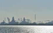 Aside jingtang steel plant