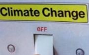 Aside climate change bill