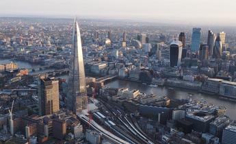 Aside city of london