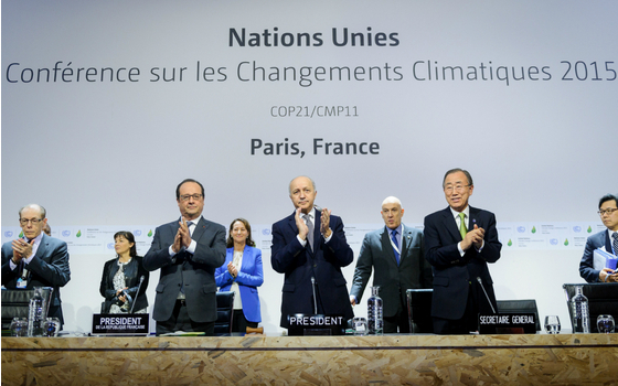 Paris Agreement Gives Hope In Fight Against Climate Change China