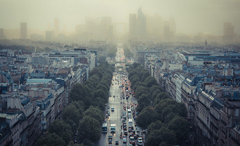 Aside paris smog