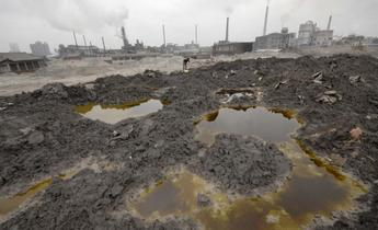 Index pollution in china