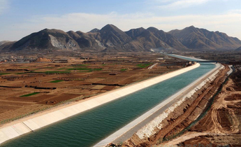 Index bg south north water transfer project china 2050 2052
