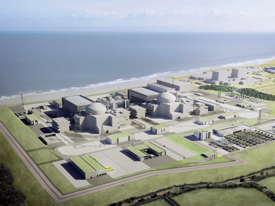 The debate over the future of nuclear power in the UK will continue