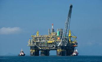 Aside oil platform p 51  brazil