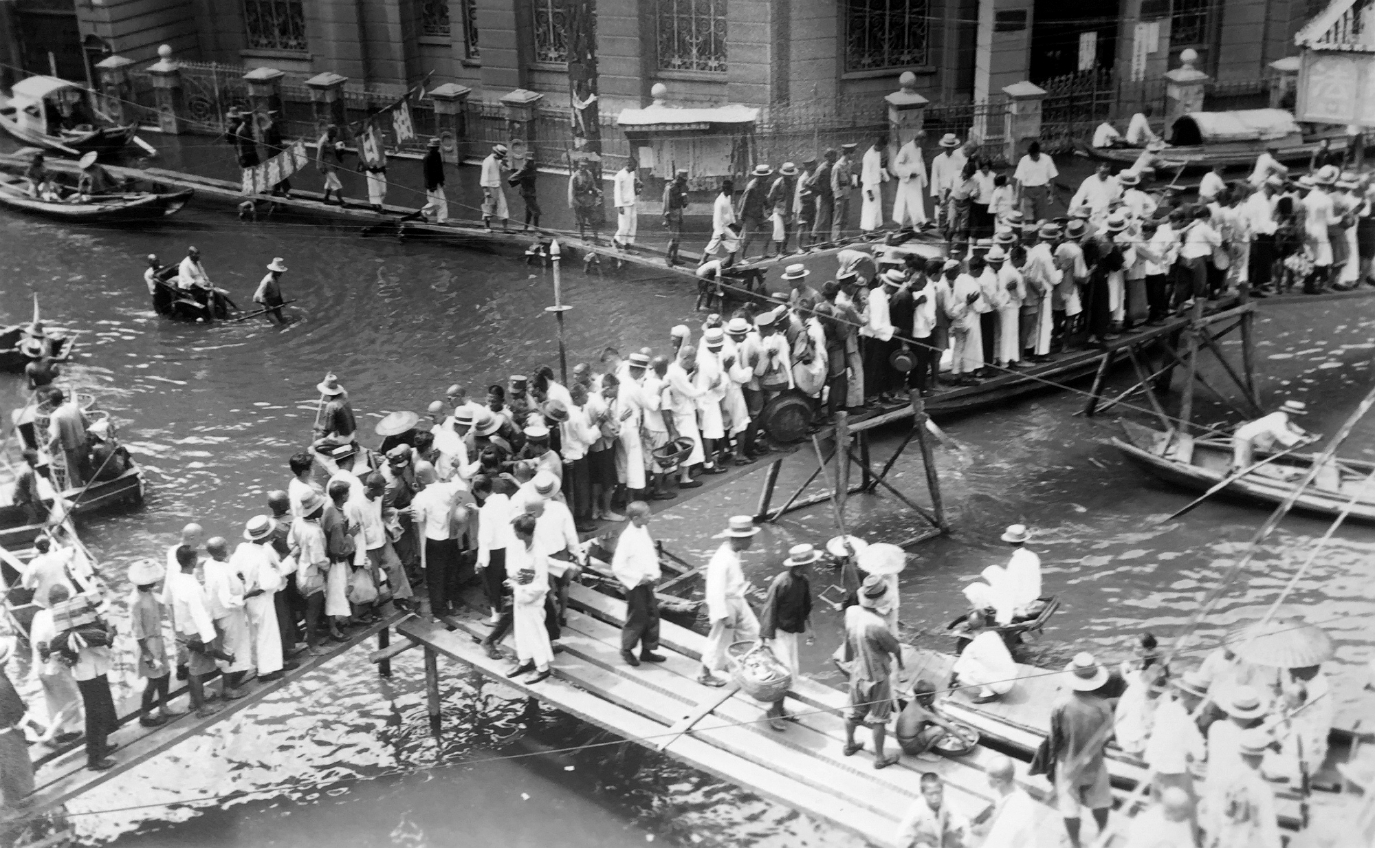 Picturing disaster: The 1931 Wuhan flood   China Dialogue