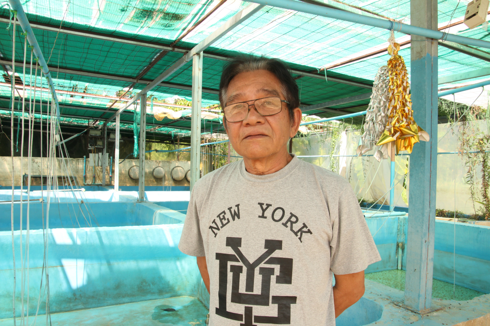 Big business squeezes Thai fish farmers | China Dialogue