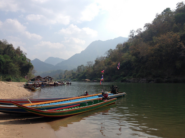 Salween River free of dams