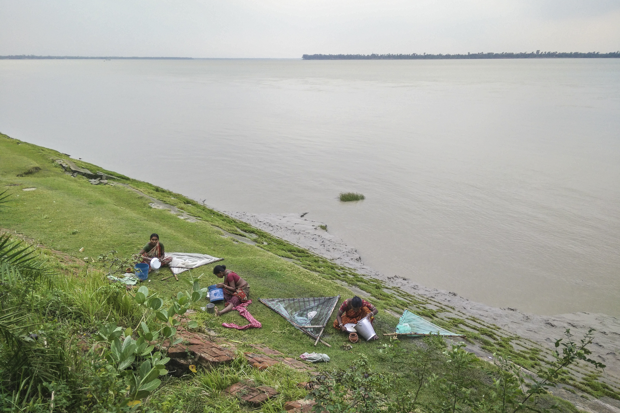 The Ganges and its people