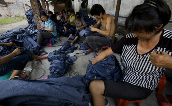 The denim capital of the world: so polluted you can't give