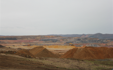 Main stanari coal mine meitu 7