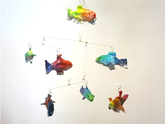 Main plastic fish 2