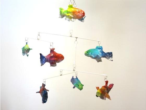 Main plastic fish 2