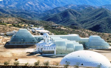 Homepage biosphere 2 1