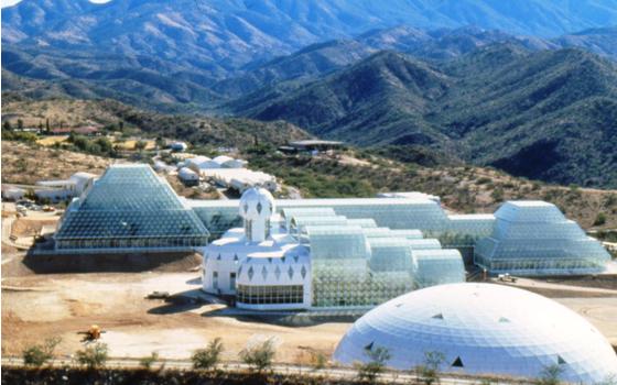 Main biosphere 2 1